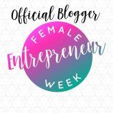 FEW Blogger Badge